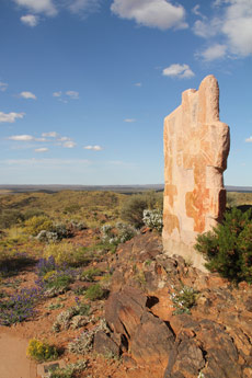 Broken Hill Statues
